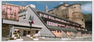 facciata edificio sede centrale