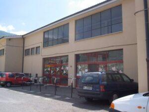 facciata edificio Oliveto Piano