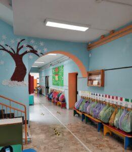 corridoio infanzia p.zza roma